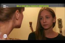 Embedded thumbnail for Un viaggio nelle chat che promuovono l'anoressia