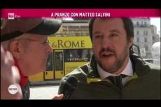 Embedded thumbnail for A pranzo con Salvini