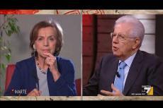 Embedded thumbnail for Monti dà del moderato a Di Maio