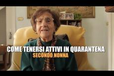 Embedded thumbnail for I consigli della nonna per sopravvivere alla quarantena