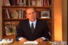 Embedded thumbnail for Berlusconi scende in campo...e vince