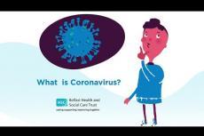 Embedded thumbnail for Ecco come spiegare il coronavirus ai bambini