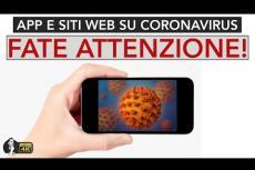 Embedded thumbnail for Attenzione alle app sul Coronavirus