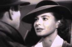 Embedded thumbnail for La grande Bergman in fuga da Casablanca