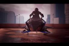 Embedded thumbnail for La prima moto volante si può già prenotare