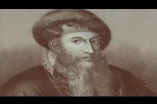 Embedded thumbnail for La prima Bibbia di Gutenberg