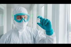 Embedded thumbnail for Quanto manca per trovare un vaccino contro COVID-19?