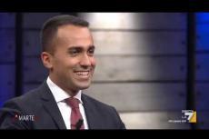 """Embedded thumbnail for Floris mette """"sotto torchio"""" Salvini e Di Maio: dove prendete i soldi?"""
