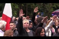 """Embedded thumbnail for La """"normalità """" di essere fascista nel 21esimo secolo, fra balilla e saluti romani"""