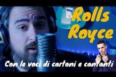 Embedded thumbnail for Cosa ci fanno Elio, Renato Zero e Vasco, sulla Rolls Royce di Achille Lauro?