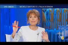 Embedded thumbnail for Il ritorno di Santoro in tv