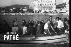 Embedded thumbnail for Il primo Festival di Cannes